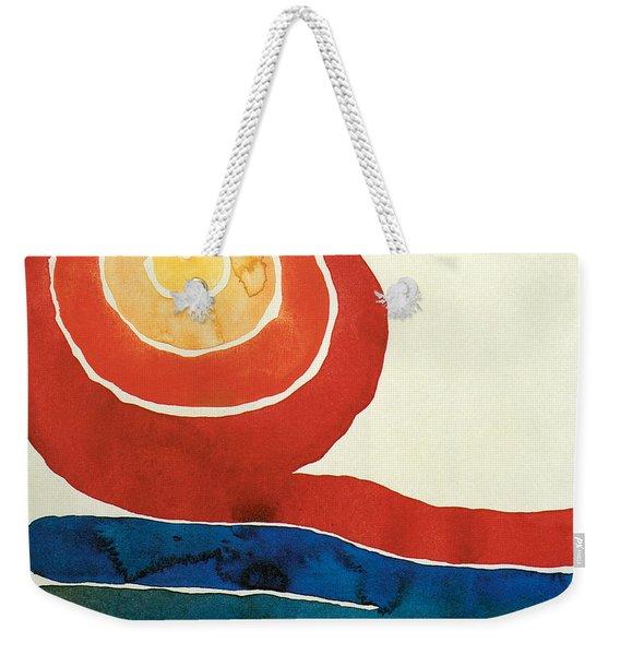 Evening Star IIi Weekender Tote Bag