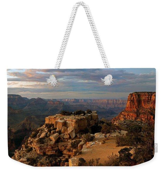 Evening Vista Weekender Tote Bag