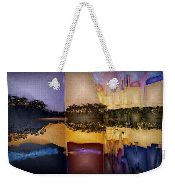 Everglades At Dawn Weekender Tote Bag