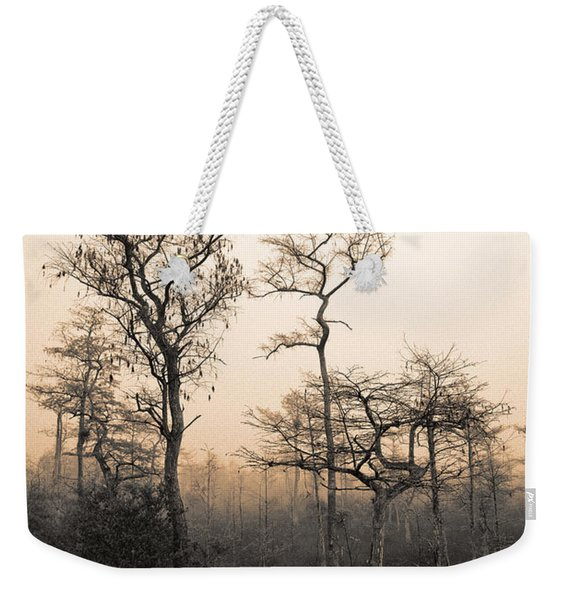 Everglades Cypress Stand Weekender Tote Bag