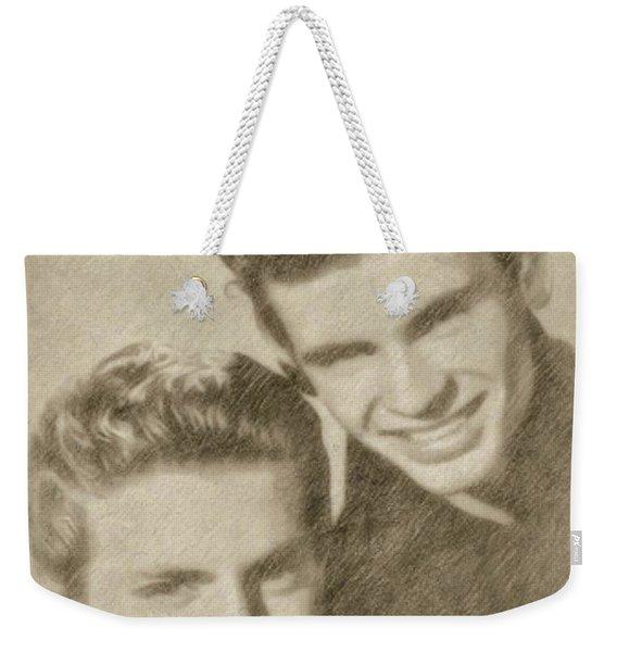 Everly Brothers Weekender Tote Bag