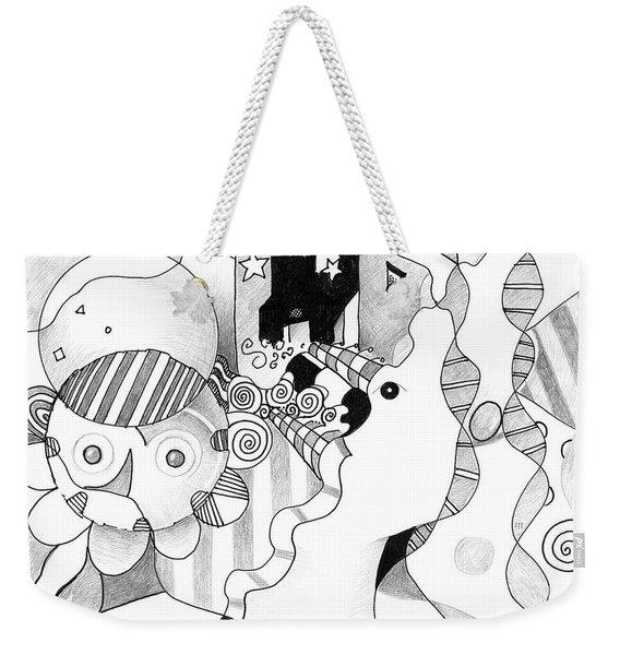 Everybody Dreams Weekender Tote Bag