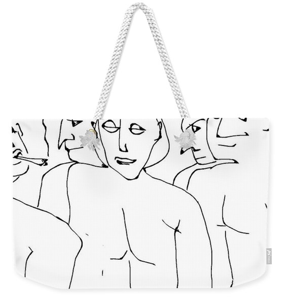 Everyone Wanted Tony Weekender Tote Bag