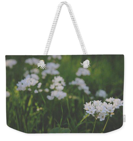 Everything Is New Again Weekender Tote Bag
