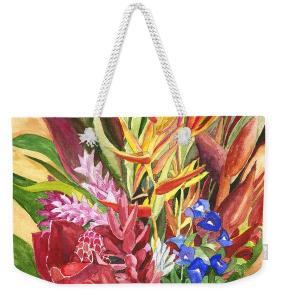 Everywhere There Were Flowers Weekender Tote Bag
