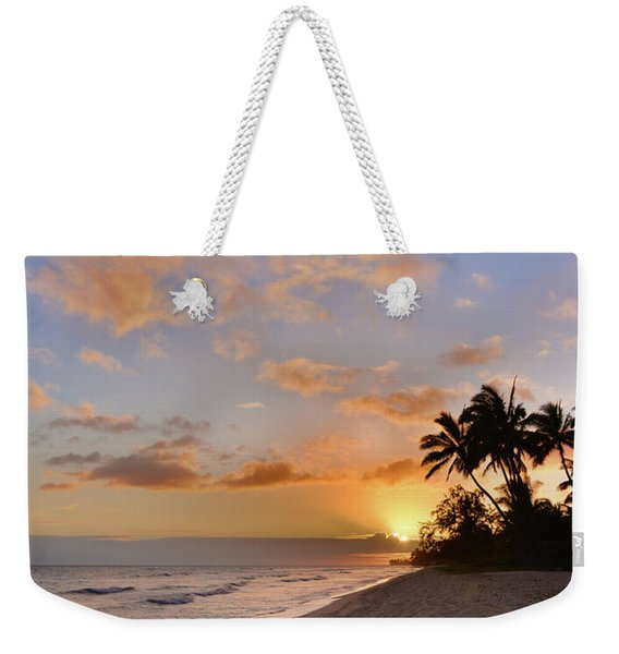 Ewa Beach Sunset 2 - Oahu Hawaii Weekender Tote Bag