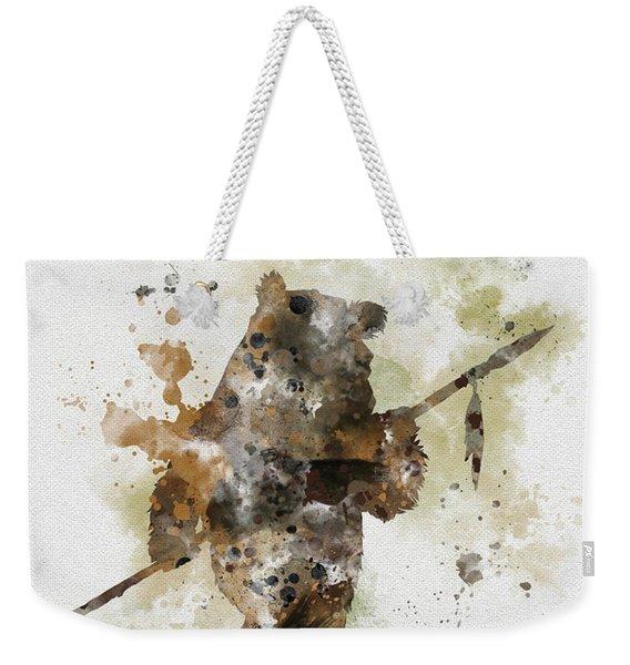 Ewok Weekender Tote Bag