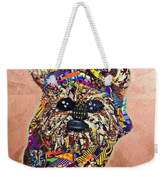 Ewok Star Wars Afrofuturist Collection Weekender Tote Bag