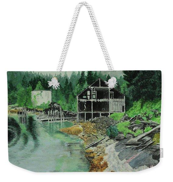 Ex-cannery Weekender Tote Bag