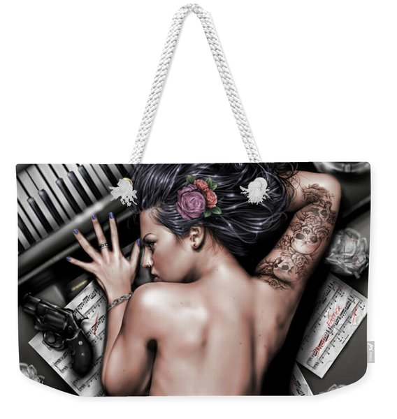 Ex Dono Dei Weekender Tote Bag