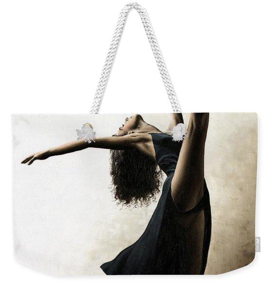 Exclusivity Weekender Tote Bag
