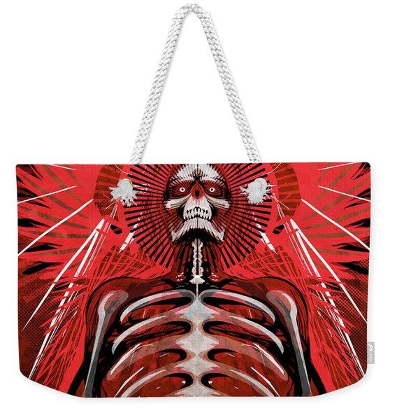 Excoriation Weekender Tote Bag