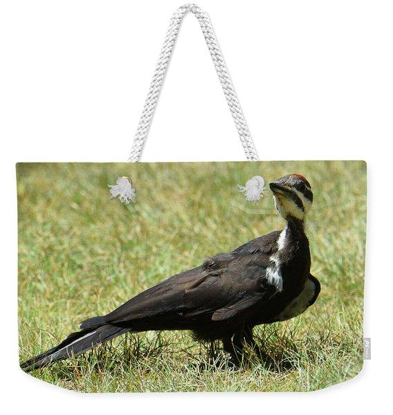 Excuse Me Weekender Tote Bag