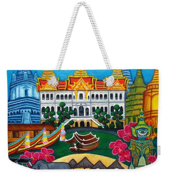 Exotic Bangkok Weekender Tote Bag