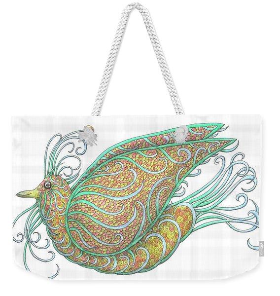 Exotic Bird IIi Weekender Tote Bag
