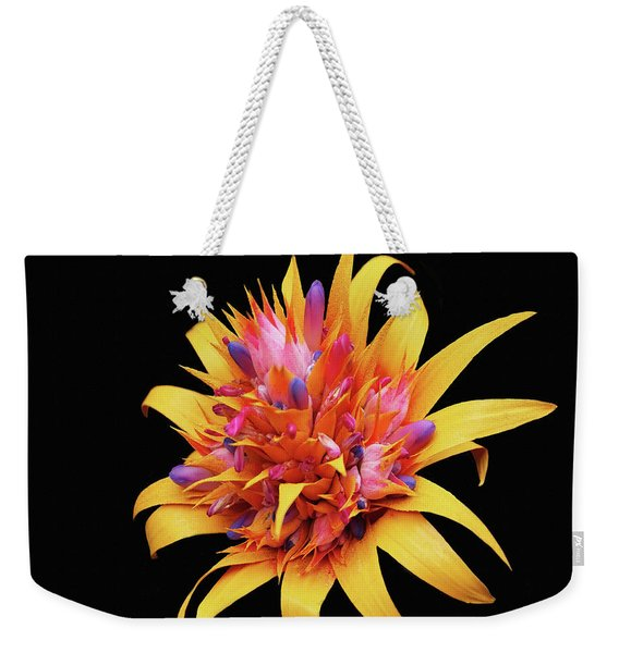 Exotic Flowers Weekender Tote Bag