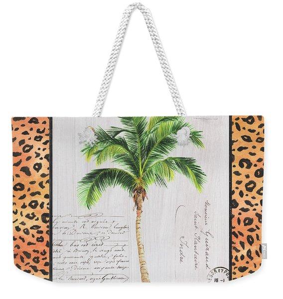 Exotic Palms 1 Weekender Tote Bag