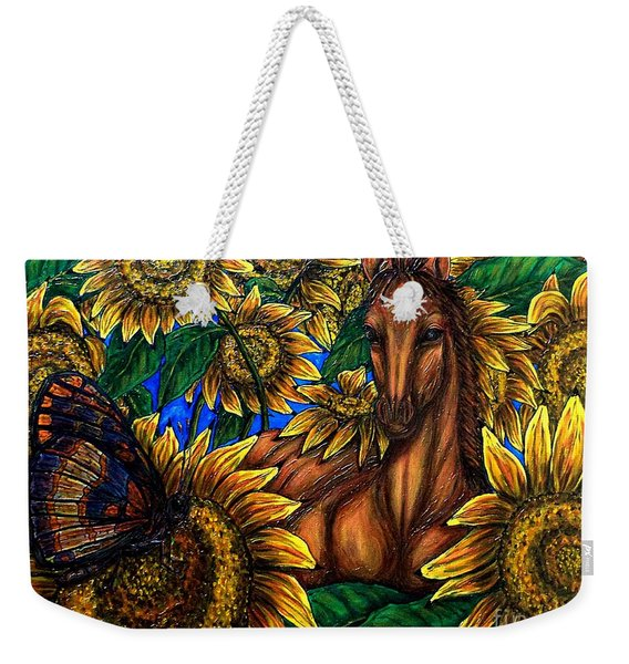 Expanded Awareness-other Weekender Tote Bag