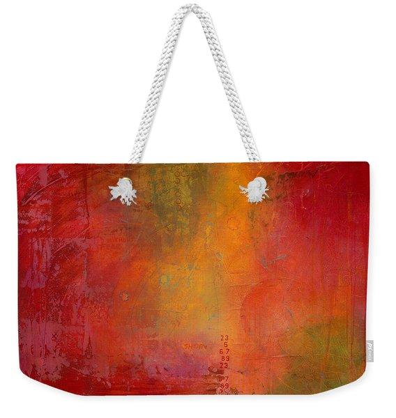 Expanse Weekender Tote Bag