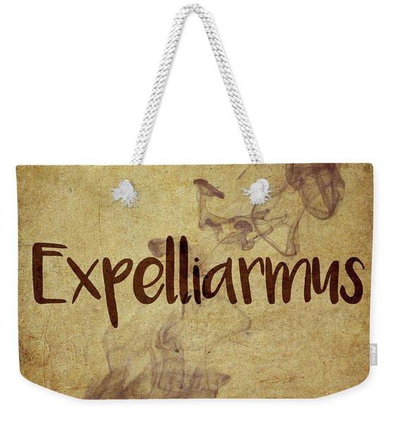 Expelliarmus Weekender Tote Bag