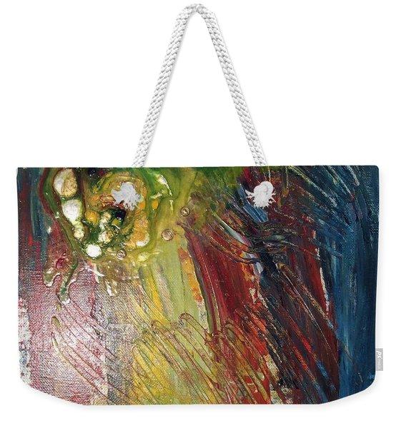 Experiment # 10 Weekender Tote Bag
