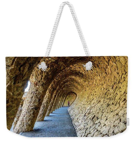 Explorer Weekender Tote Bag
