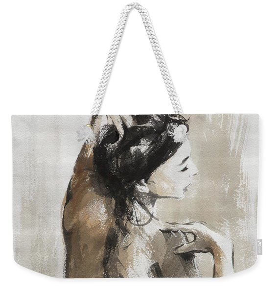 Expression Weekender Tote Bag