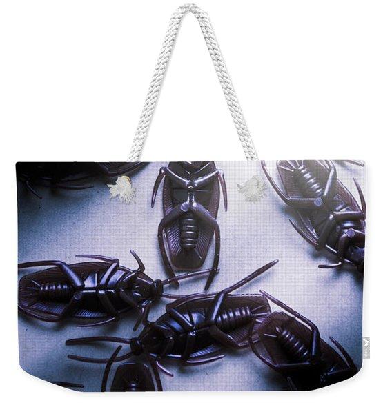 Extermination Weekender Tote Bag