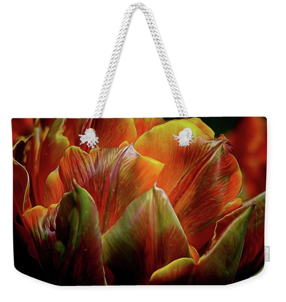 Extraordinary Passion Weekender Tote Bag