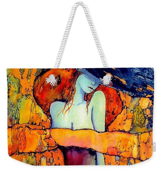 Extravagance Weekender Tote Bag