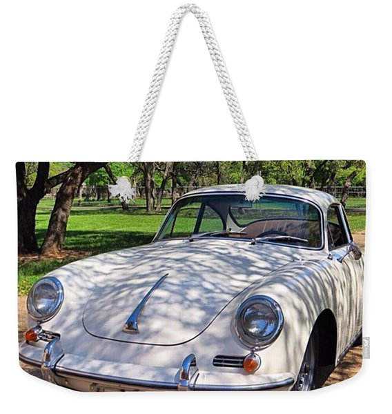 Extreme #vintage #car Weekender Tote Bag
