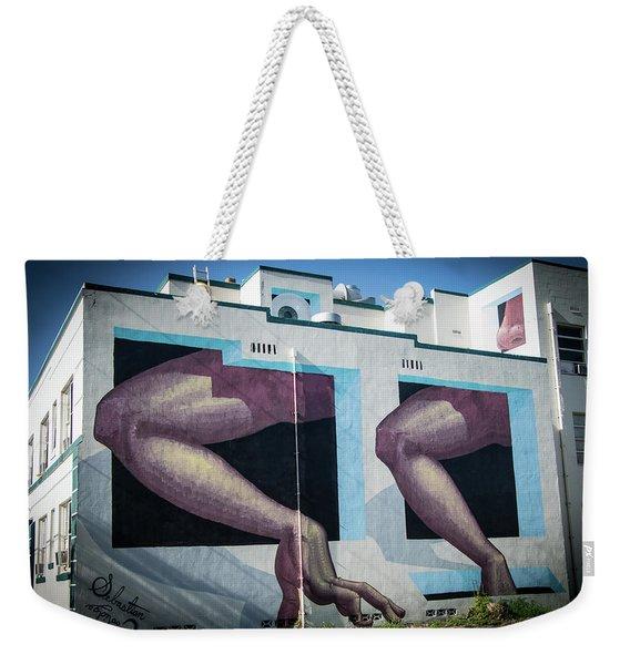 Extremities  Weekender Tote Bag