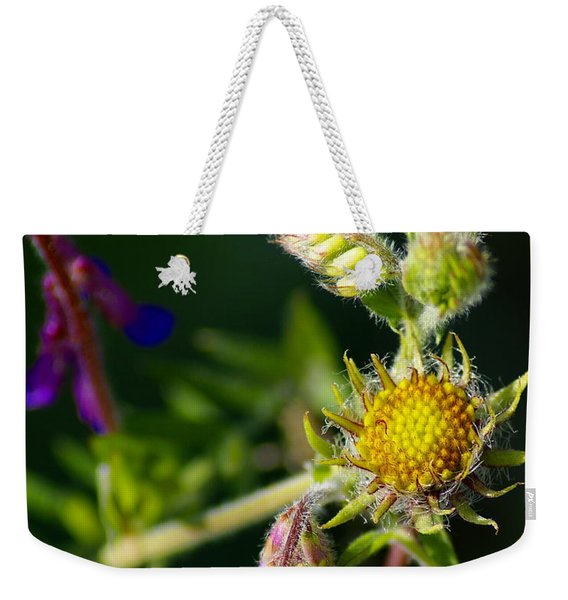 Eye Candy From The Garden Weekender Tote Bag