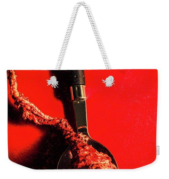 Eye Fillet Weekender Tote Bag
