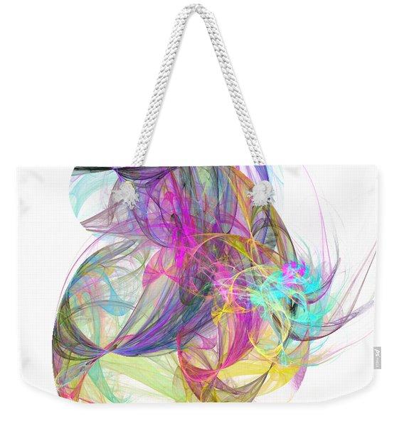 Eye In The Sky Weekender Tote Bag