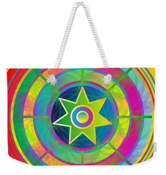 Eye Of Kanaloa 2012 Weekender Tote Bag