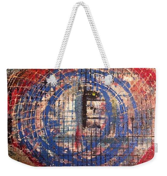 Eye Of The Beholder Weekender Tote Bag