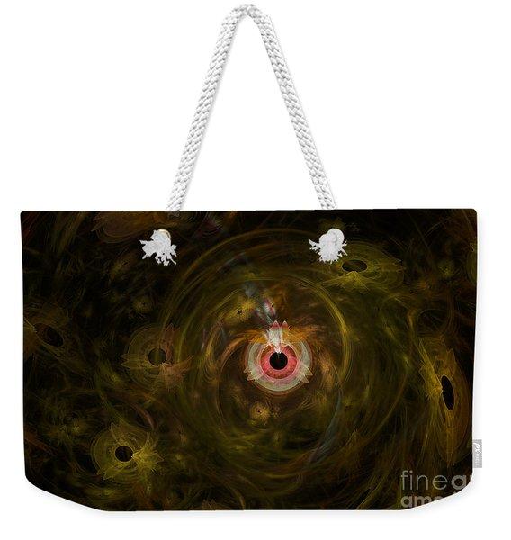 Eye See It All Weekender Tote Bag