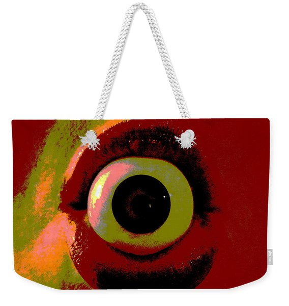 Eye See You  Weekender Tote Bag