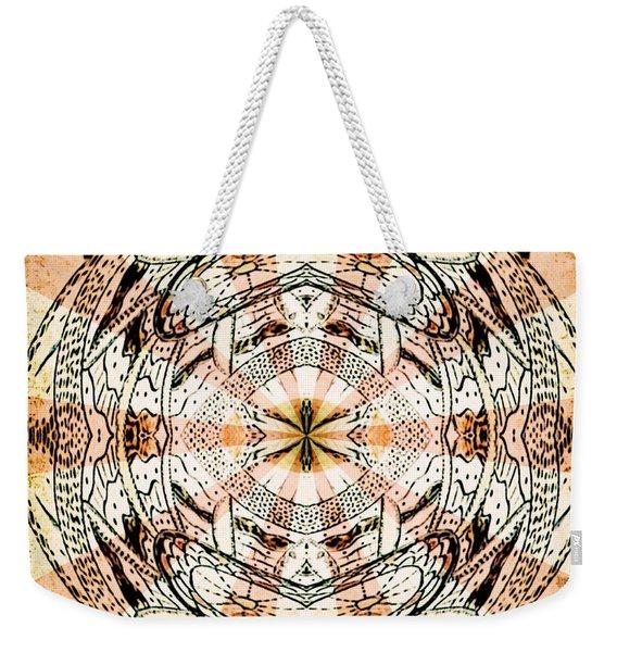Eye View Weekender Tote Bag