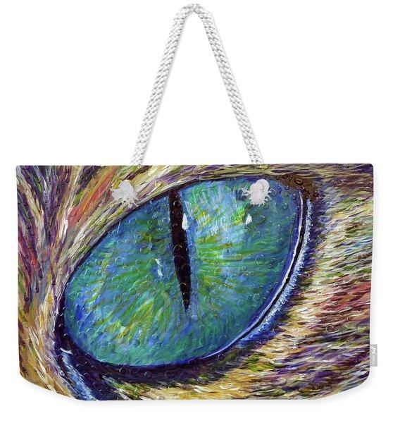 Eyenstein Weekender Tote Bag