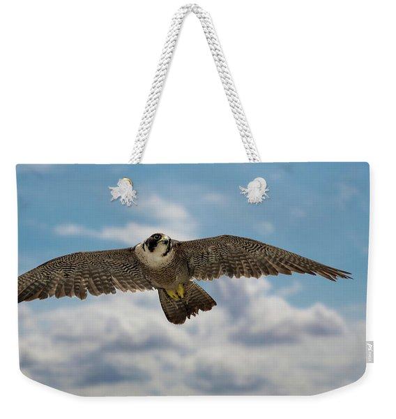 Eyes In The Sky Weekender Tote Bag