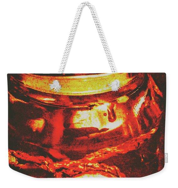 Eyes Of Formaldehyde Weekender Tote Bag