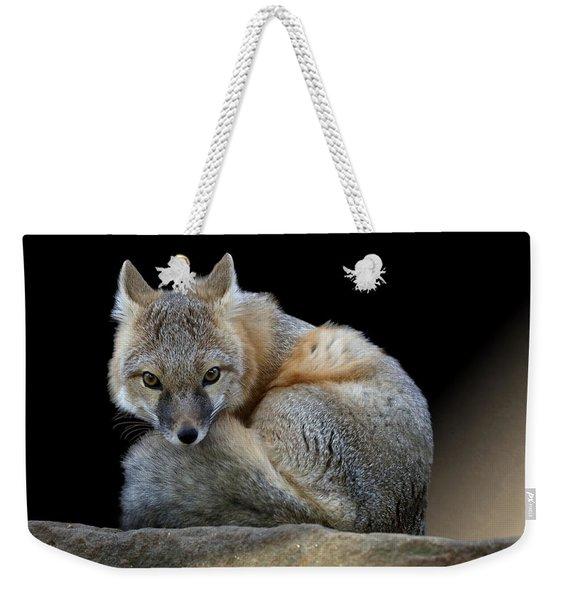 Eyes Of The Fox Weekender Tote Bag