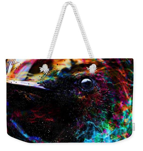 Eyes Of The World Weekender Tote Bag