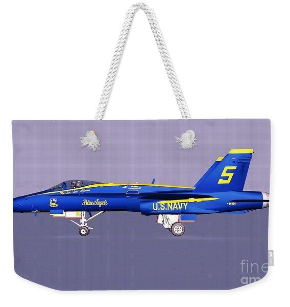 F18 Super Hornet Weekender Tote Bag