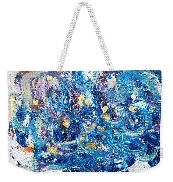 Fabric In Time Weekender Tote Bag
