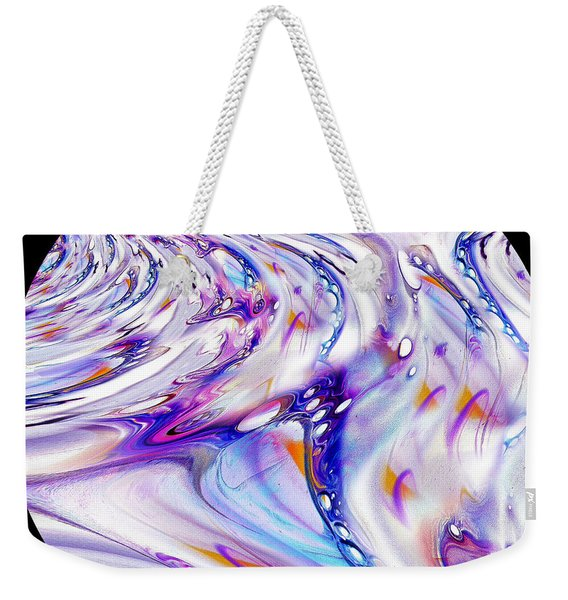 Fabric Of Reality Weekender Tote Bag