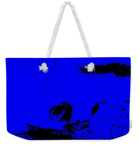 Face From The Deep Weekender Tote Bag