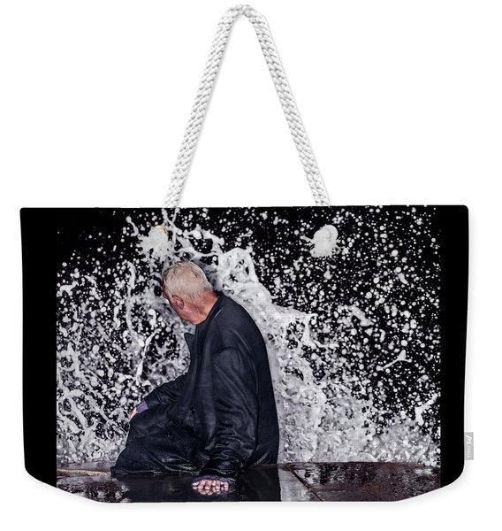 Face It Weekender Tote Bag